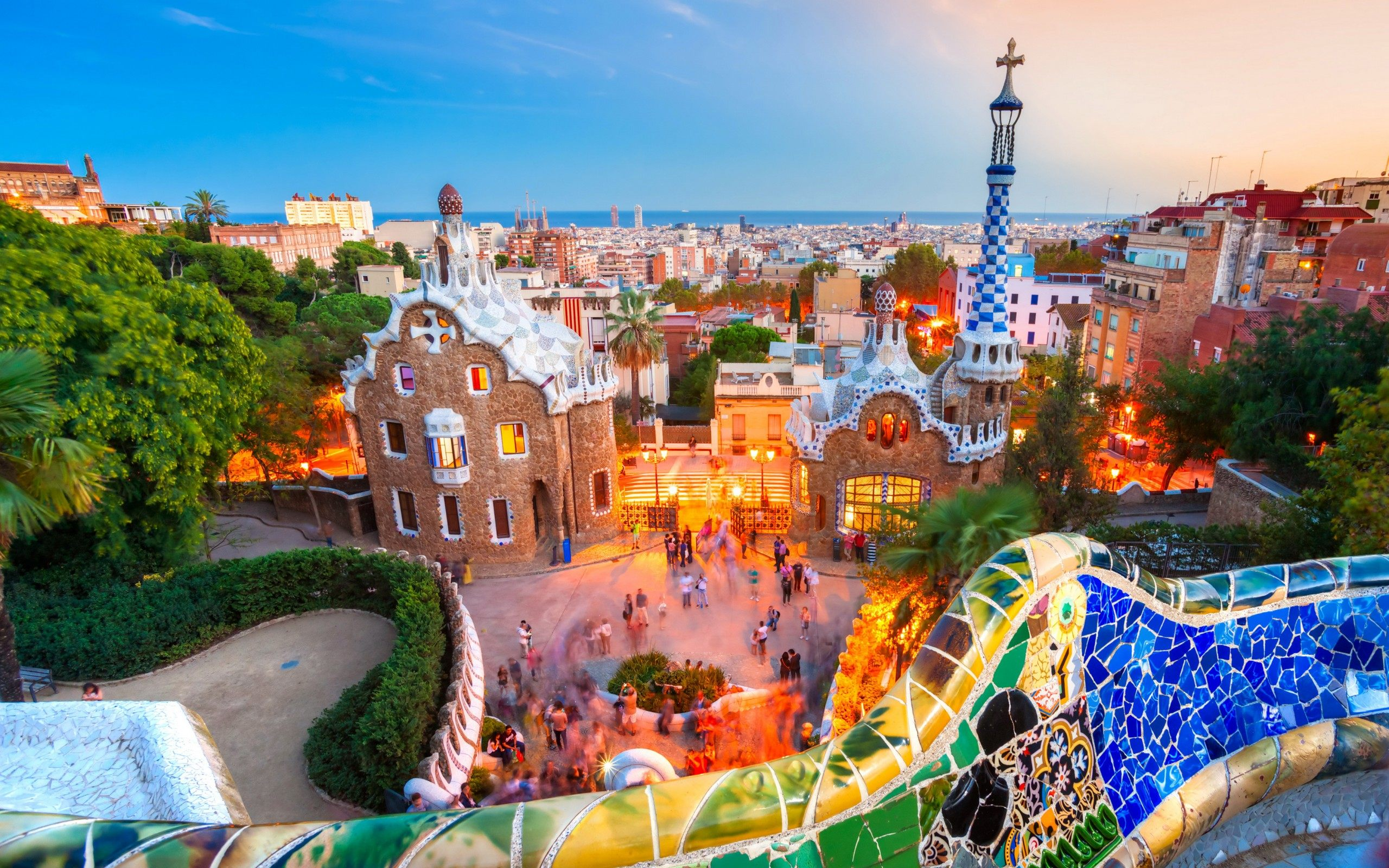 Barcelona is the best place to teach English in Spain