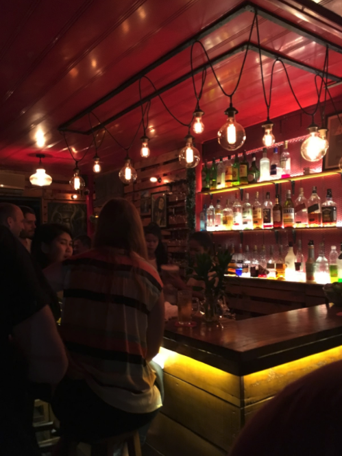 Bassac Lane is a great place for expats to grab a drink in Phnom Penh, Cambodia
