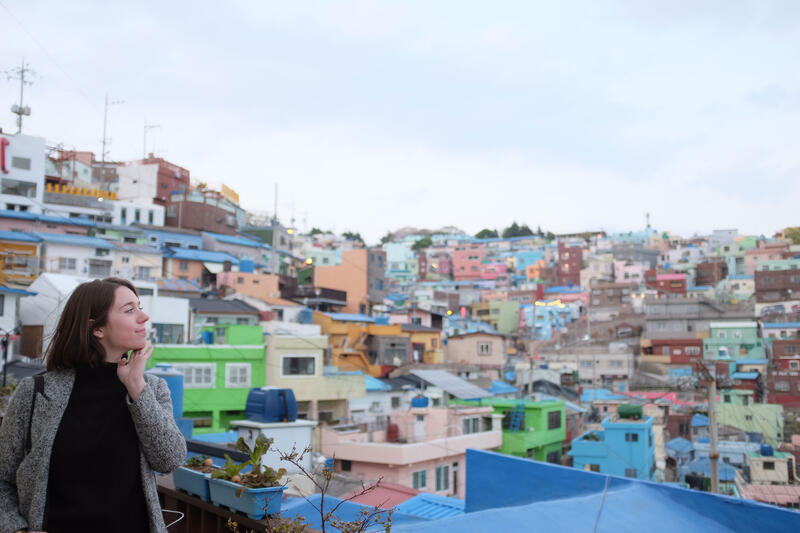 Teaching English in Asia Korea