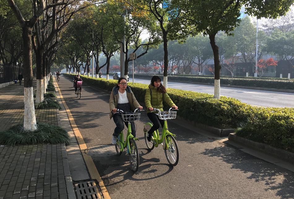 Bike Share Program - Suzhou - China
