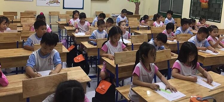 Classrooms Around the World - Teaching English in Ho Chi Minh City, Vietnam
