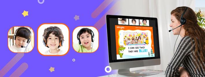 Teach English online with BlingABC & Boxfish