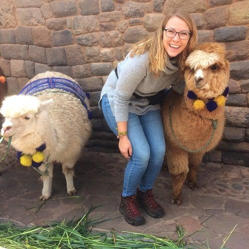 Brianna Brage - Cusco, Peru
