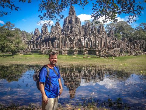 Visas for teaching English in Cambodia