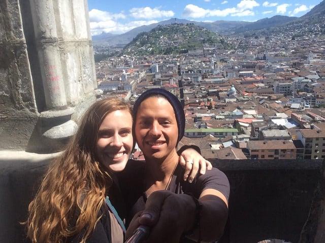 ITA Alumni Ambassador - Camille Gix, Santiago, Chile