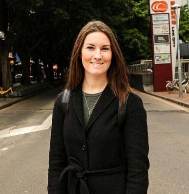 ITA Alumni Ambassador - Camille Heiden - Shenzhen, China