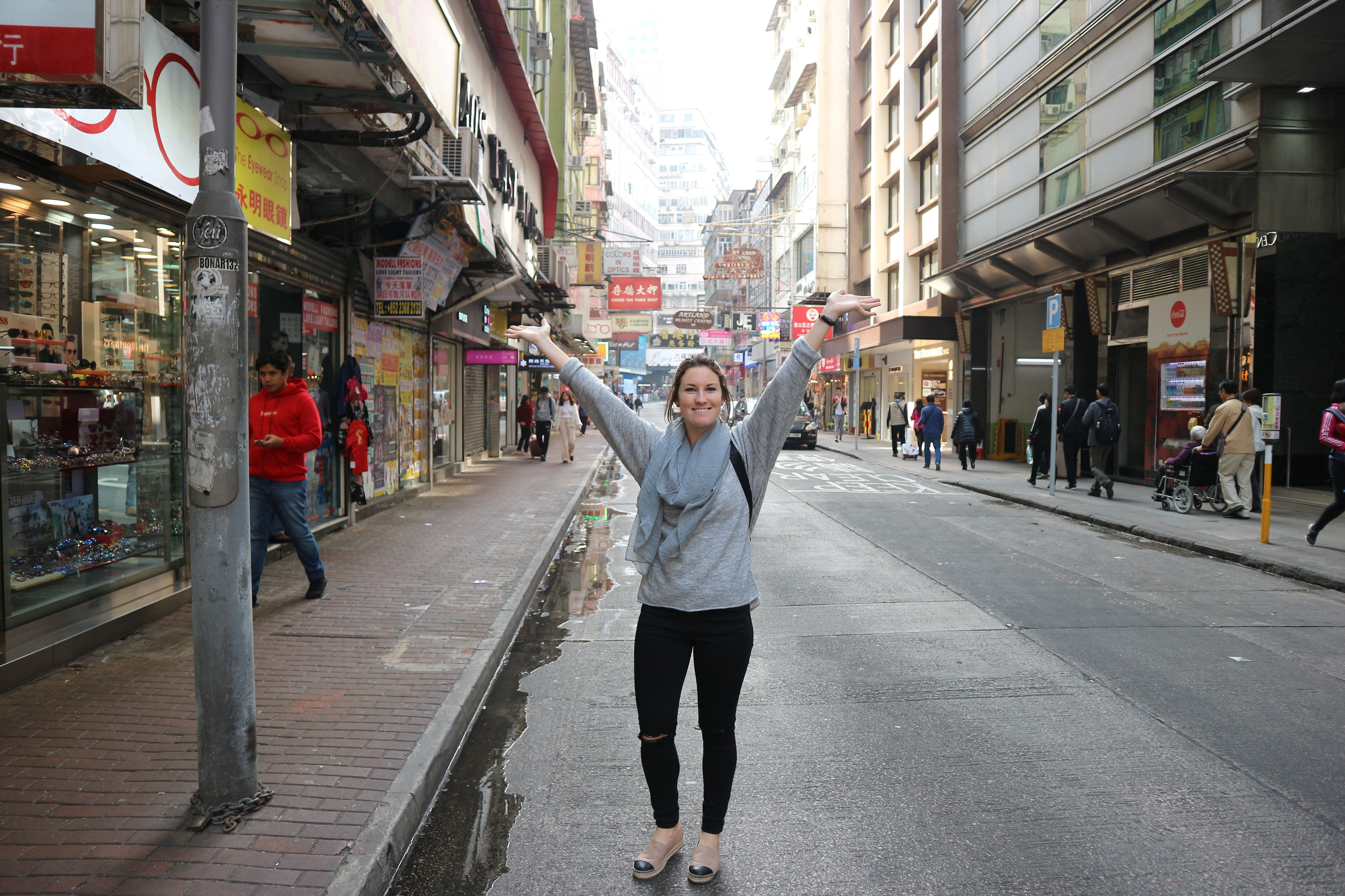 teaching English in Shenzhen, China with a TEFL certification