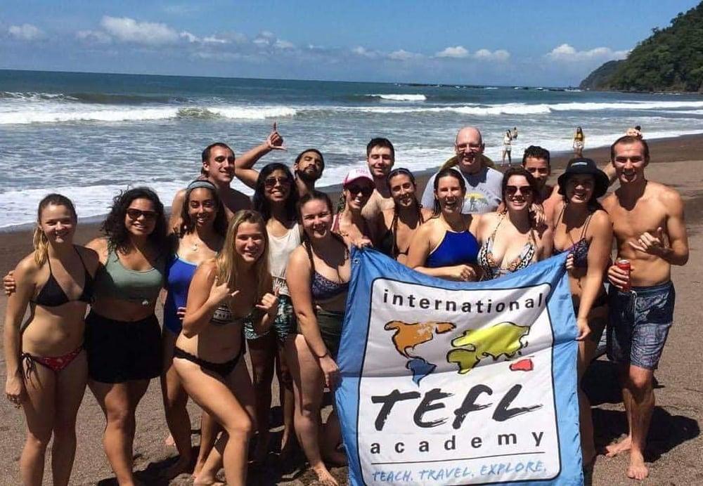 Cara Stones - Costa Rica - Alumni - Flag Photo