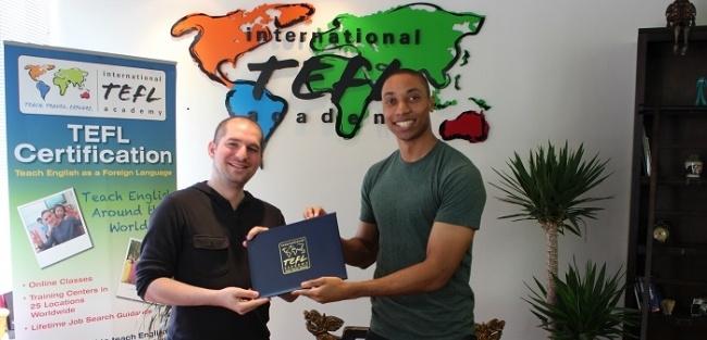 documentation for teaching english abroad
