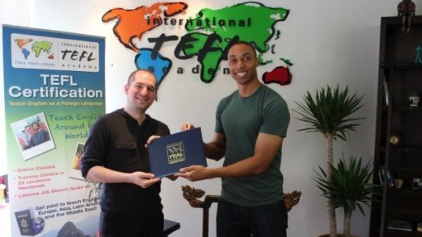 International TEFL Academy Online Class