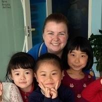 Teaching English in Beijing, China