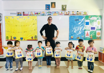 Christian Lopez - Bangkok, Thailand 2 - students - classroom-1