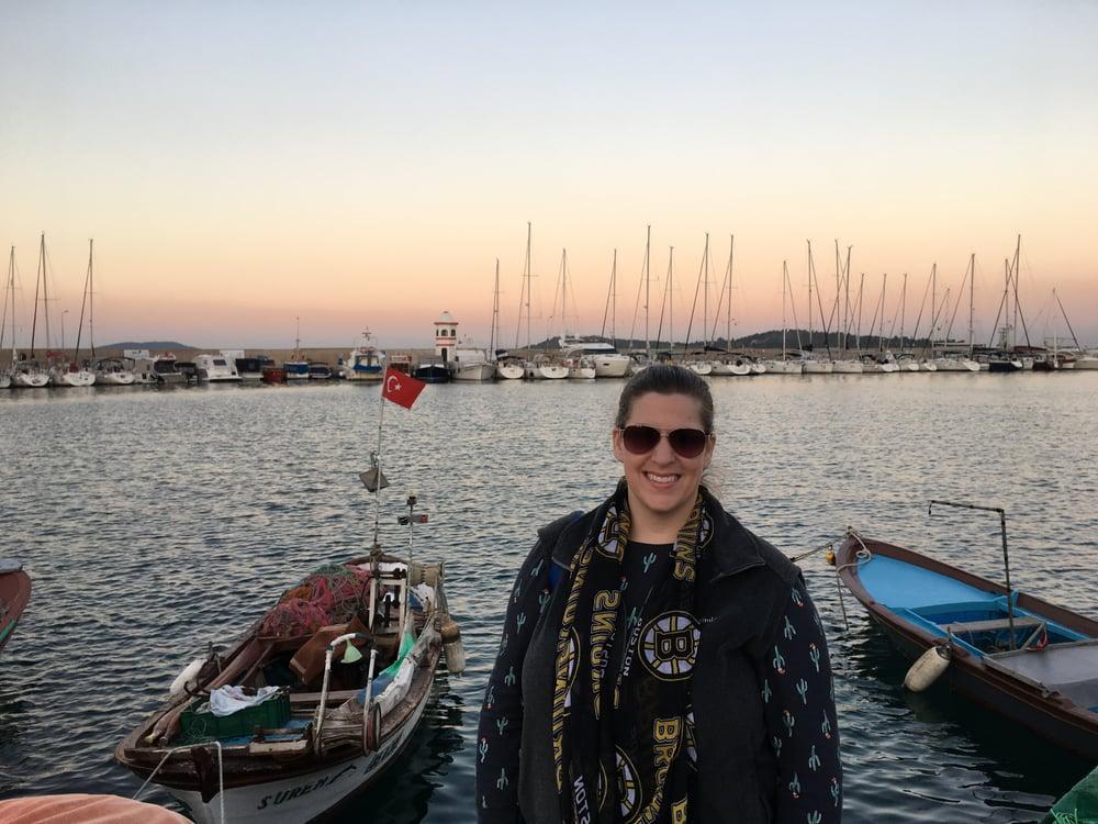 Christine Aslan - Teaches English Online - Izmir, Turkey 5