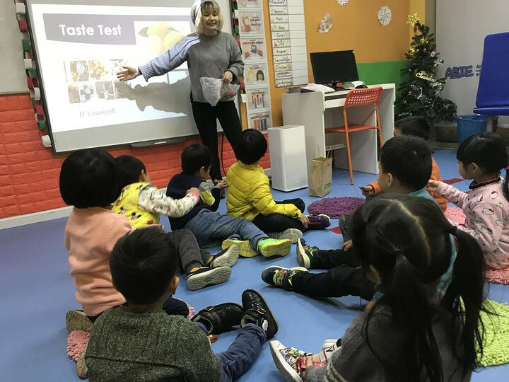 Teaching English in Suzhou, China