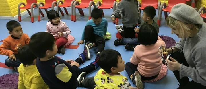 Tales from the Classroom - Teaching Pre-K English in Suzhou, China