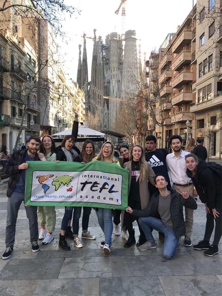 Teach English in Europe TEFL