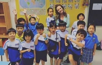 TEFL teaching in Chiang Mai