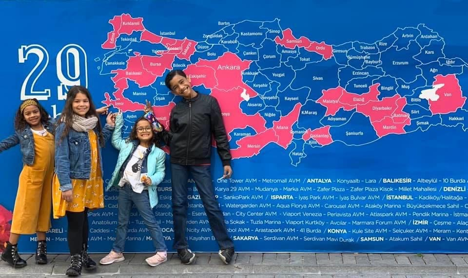 Teach English in Turkey TEFL