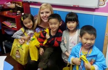 Teach English in Hong Kong TEFL