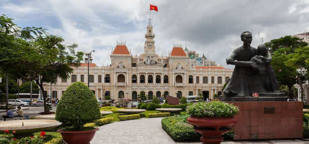 Learn more about teaching English in Ho Chi Minh City, Vietnam
