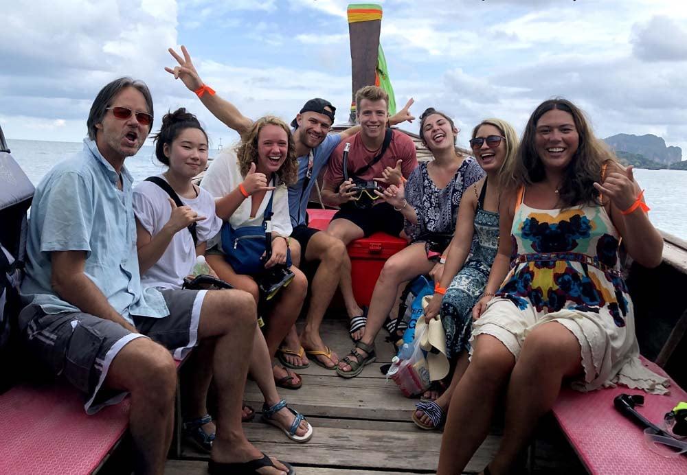 Teach English in Krabi, Thailand TEFL