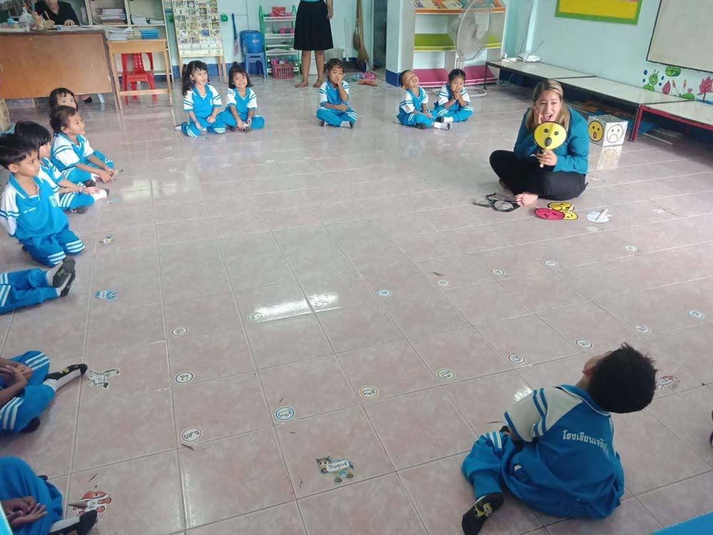 Thailand TEFL teach English abroad