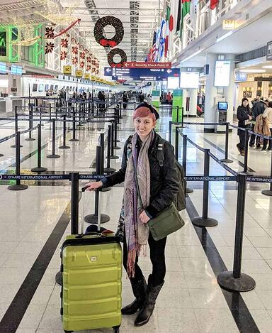 Melissa Ann Maida - Airport