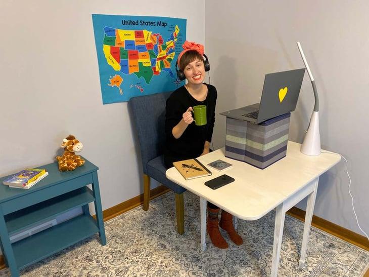 Melissa Maida - Medellin, Colombia - Teach English Online