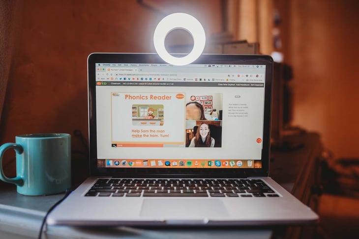 Teach English Online TEFL