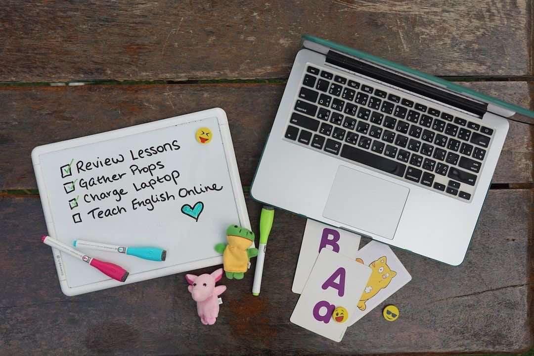 Nicola Rae - Teaching English Online 1