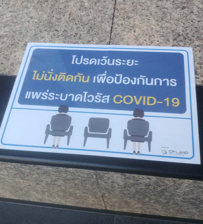 Teach English in Thailand TEFL Coronavirus COVID-19