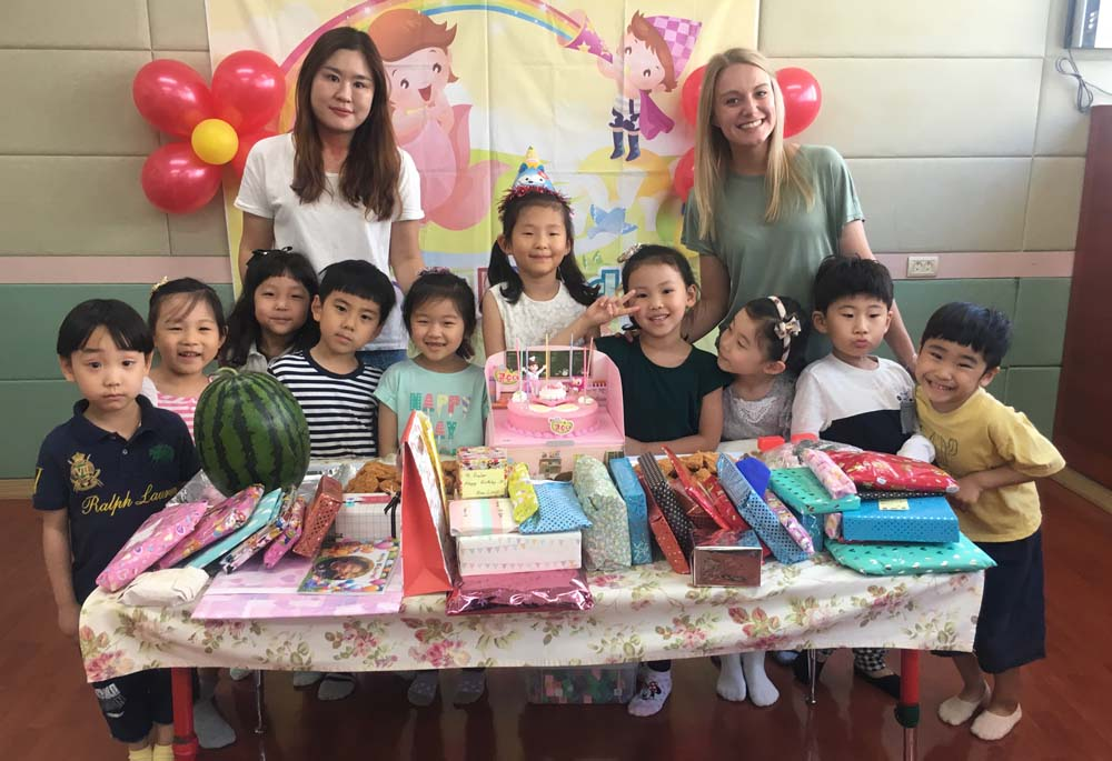 Teaching English in Bucheon, South Korea: Alumni Q&A with Taylor Ford