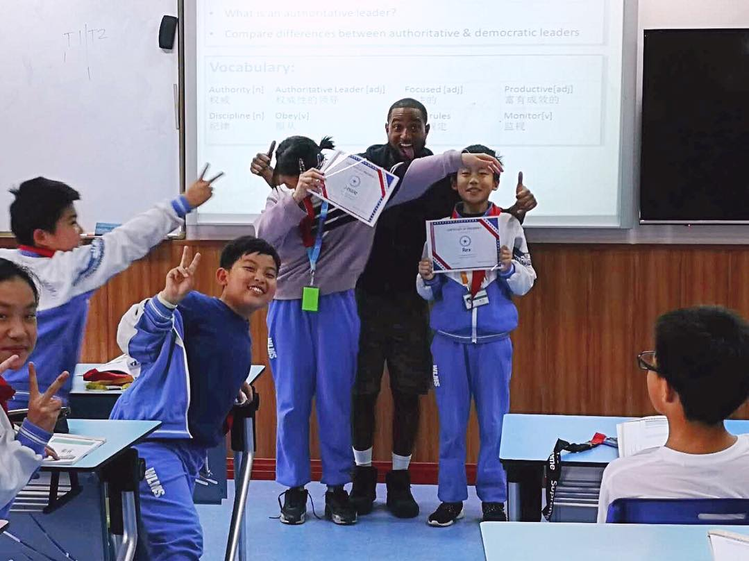 Teach English Abroad TEFL