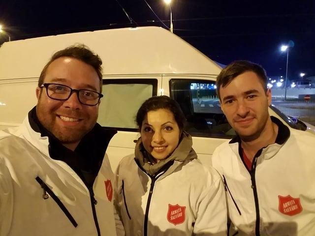 ITA Ambassador - Davis Haas - Bucharest, Romania