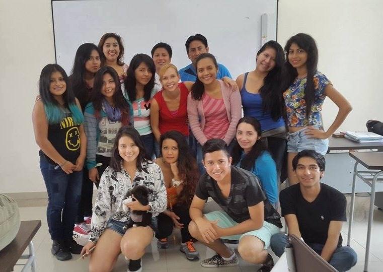Teach English in Ecuador TEFL