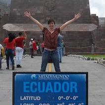 Teaching English in Ambato, Ecuador