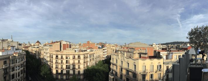 Eixample is a fantastic neighborhood in Barcelona to explore
