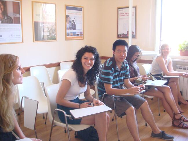 Get TEFL certified in Florence, Italy