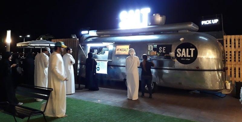 Food Trucks in the UAE - Teaching English in Ras al Khaimah