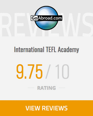 International TEFL Academy - The Number 1 Reference in TEFL Certification for Teaching English Abroad