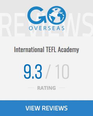 International TEFL Academy - Best Tefl Certification Programs Reviews For Teaching English Abroad
