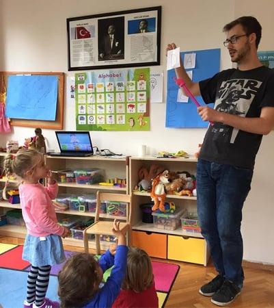 Teach English in Istanbul, Turkey TEFL