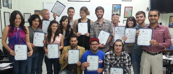 Earny our TEFL Certification in Guadalajara, Mexico