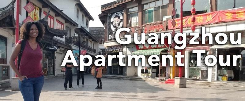 Guangzhou, China Apartment Tour