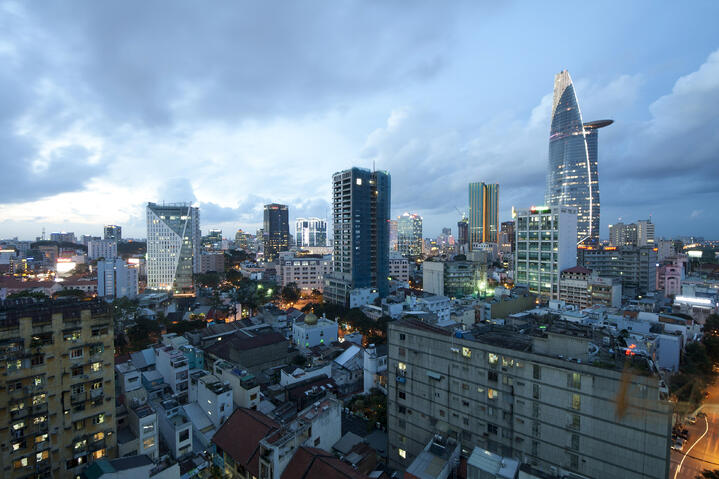 A Typical Weekend for an ESL Teacher in Ho Chi Minh City, Vietnam