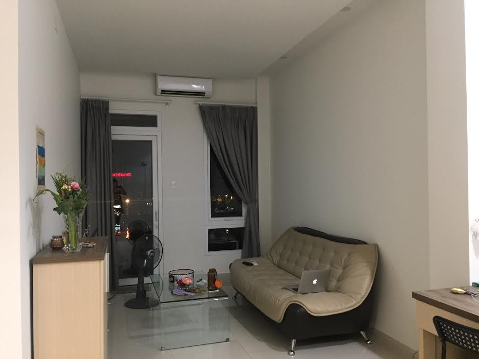 Apartment hunting in Ho Chi Minh City, Vietnam