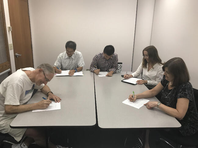 You can become TEFL certified in Honolulu, Hawaii USA!