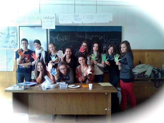 Teach English Hungary
