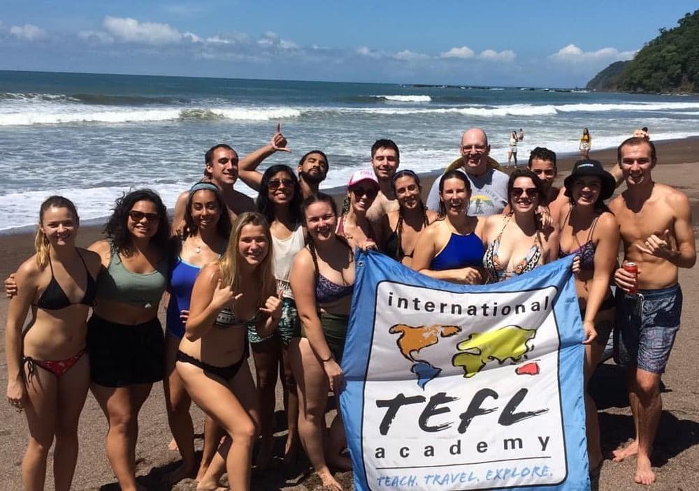 ITA Costa Rica - Flag Photo