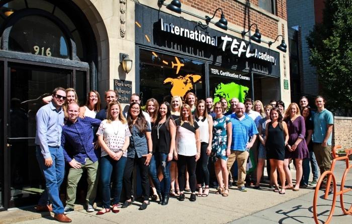 International TEFL Academy . - The Best Place to Work  in Chicago!